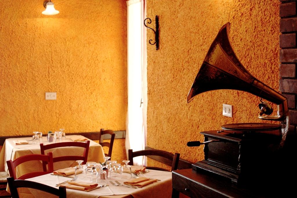 Interno taverna